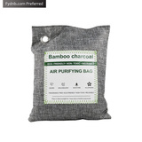 200g bamboo charcoal bags bamboo paper odor absorber air purifying